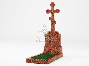 Памятник PAKREGR-002-05 Капустинский гранит фото