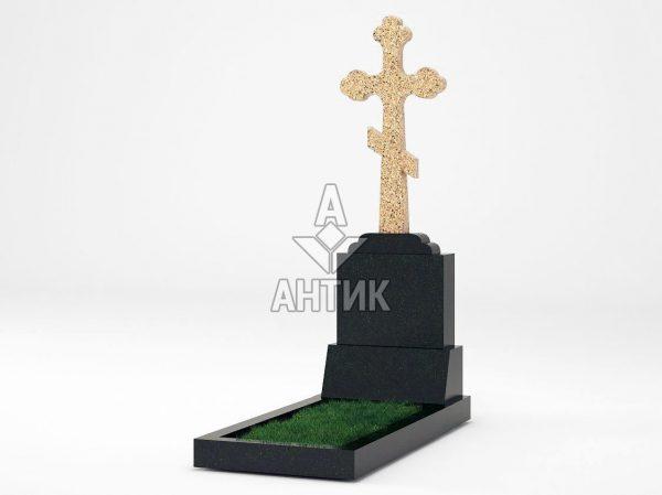 Памятник PAKREGR-002-13 Межиричский гранит фото