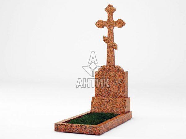 Памятник PAKREGR-002-14 Новоданиловский гранит фото