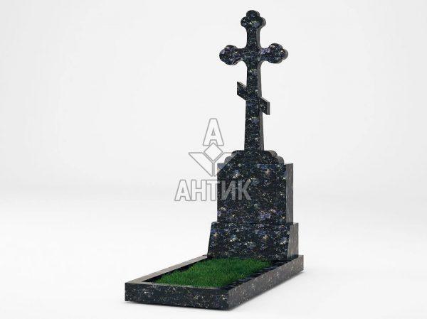 Памятник PAKREGR-002-15 Осныковский лабрадорит фото