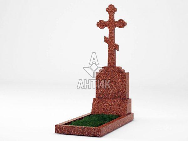 Памятник PAKREGR-002-20 Токовский гранит фото