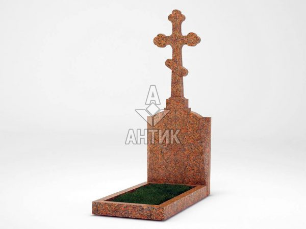 Памятник PAKREGR-003-14 Новоданиловский гранит фото