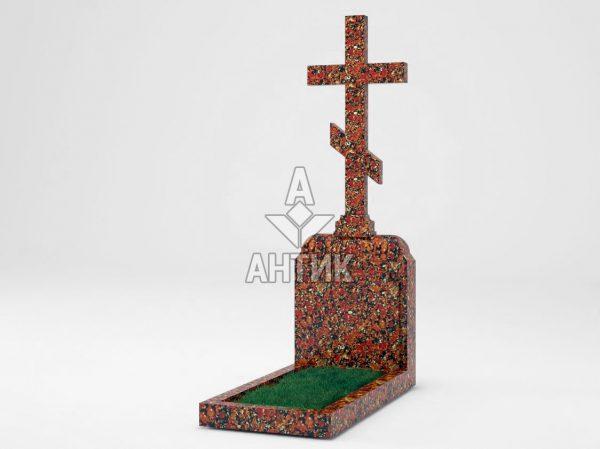 Памятник PAKREGR-004-05 Капустинский гранит фото