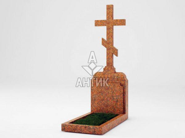 Памятник PAKREGR-004-14 Новоданиловский гранит фото