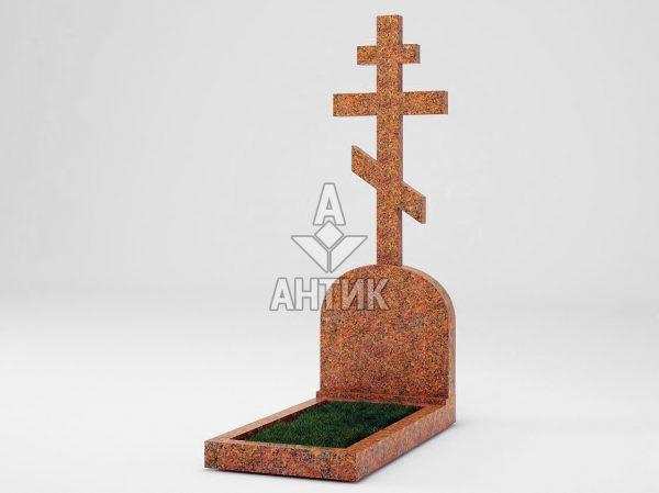Памятник PAKREGR-005-14 Новоданиловский гранит фото