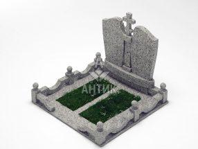 Памятник PAMEMGR-002-04 Константиновский гранит фото