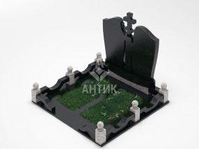 Памятник PAMEMGR-002-10 Покостовский гранит фото
