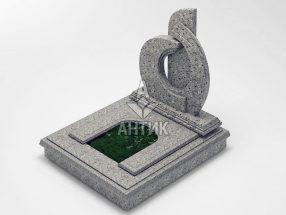 Памятник PAMEMGR-003-04 Константиновский гранит фото