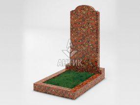 Памятник PAODIGR-001-05 Капустинский гранит фото