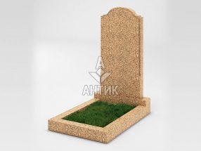 Памятник PAODIGR-001-12 Межиричский гранит фото