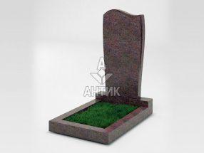 Памятник PAODIGR-002-06 Кишинский гранит фото