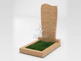Памятник PAODIGR-002-12 Межиричский гранит фото