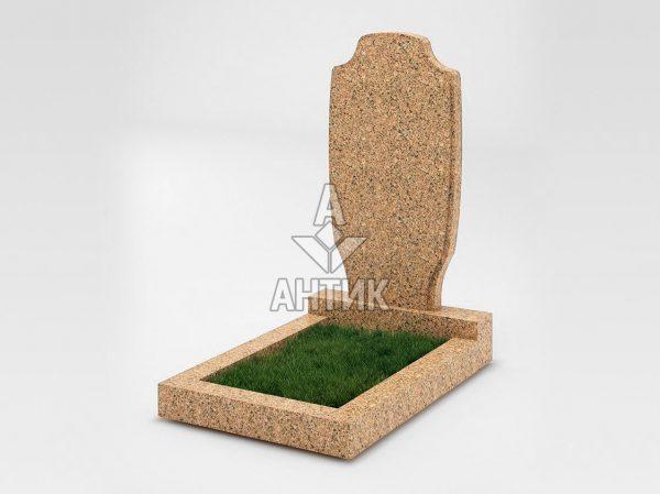 Памятник PAODIGR-013-12 Межиричский гранит фото