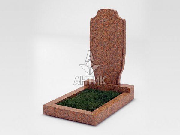 Памятник PAODIGR-013-13 Новоданиловский гранит фото