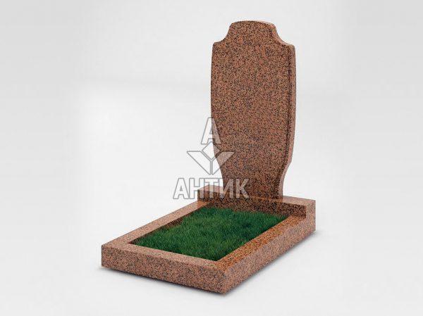 Памятник PAODIGR-013-17 Симоновский гранит фото