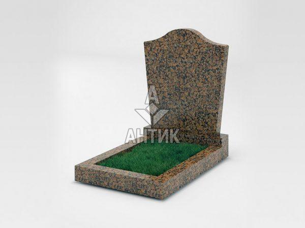 Памятник PAODIGR-014-04 Емельяновский гранит фото