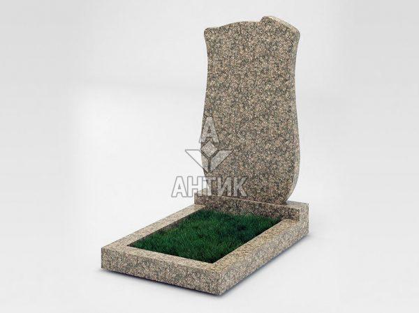 Памятник PAODIGR-016-03 Дидковичский гранит фото