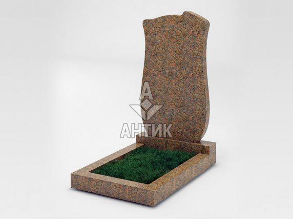 Памятник PAODIGR-016-13 Новоданиловский гранит фото