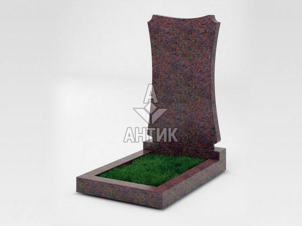 Памятник PAODIGR-017-06 Кишинский гранит фото