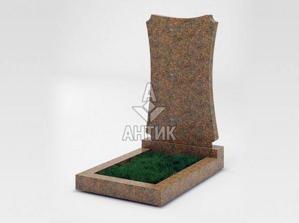 Памятник PAODIGR-017-13 Новоданиловский гранит фото