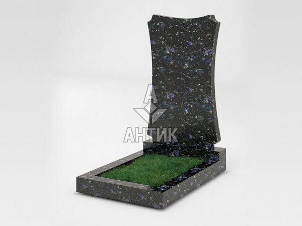 Памятник PAODIGR-017-14 Осныковский лабрадорит фото