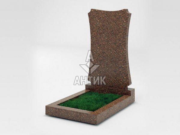 Памятник PAODIGR-017-20 Токовский гранит фото