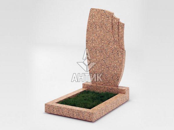 Памятник PAODIGR-018-12 Межиричский гранит фото