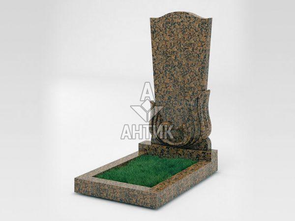 Памятник PAODIGR-020-04 Емельяновский гранит фото