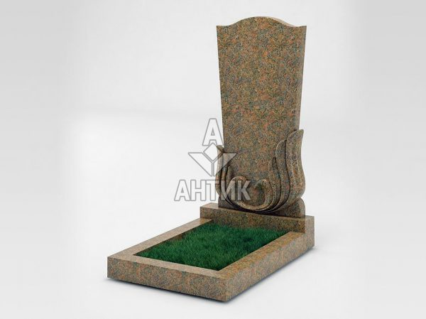 Памятник PAODIGR-020-13 Новоданиловский гранит фото