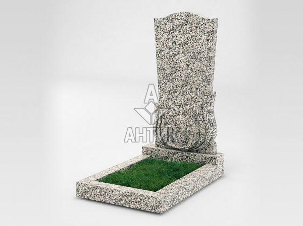 Памятник PAODIGR-020-15 Покостовский гранит фото