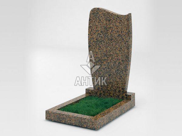 Памятник PAODIGR-026-04 Емельяновский гранит фото