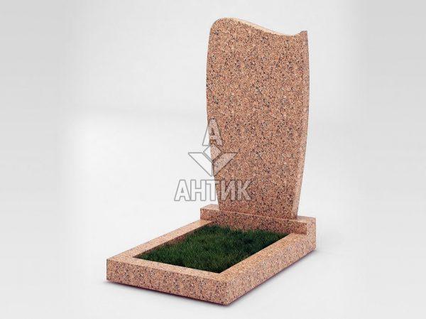 Памятник PAODIGR-026-12 Межиричский гранит фото
