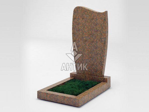 Памятник PAODIGR-026-13 Новоданиловский гранит фото