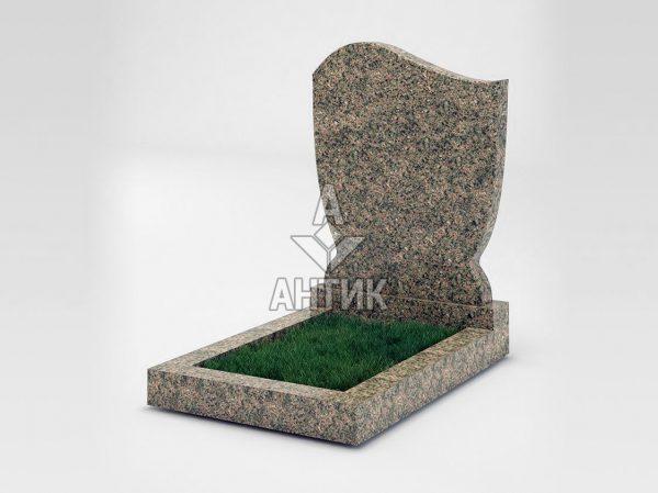 Памятник PAODIGR-027-02 Васильевский гранит фото