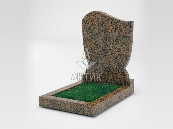 Памятник PAODIGR-027-04 Емельяновский гранит фото