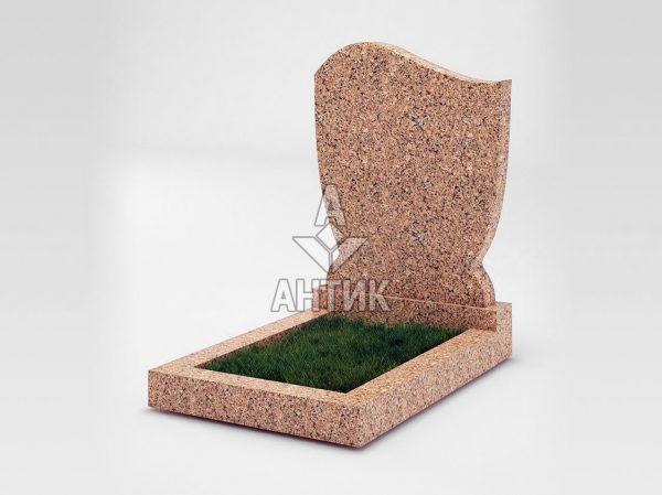 Памятник PAODIGR-027-12 Межиричский гранит фото