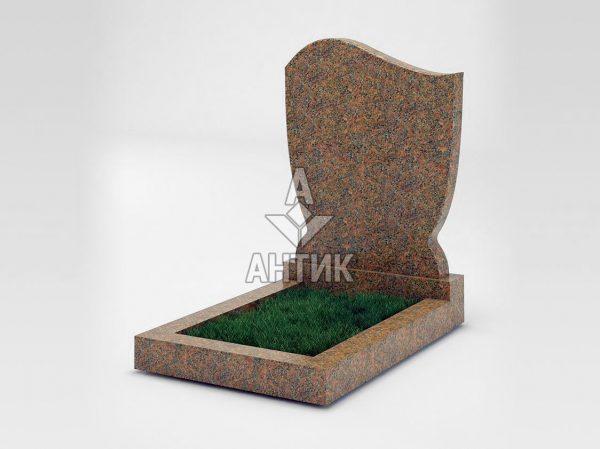 Памятник PAODIGR-027-13 Новоданиловский гранит фото