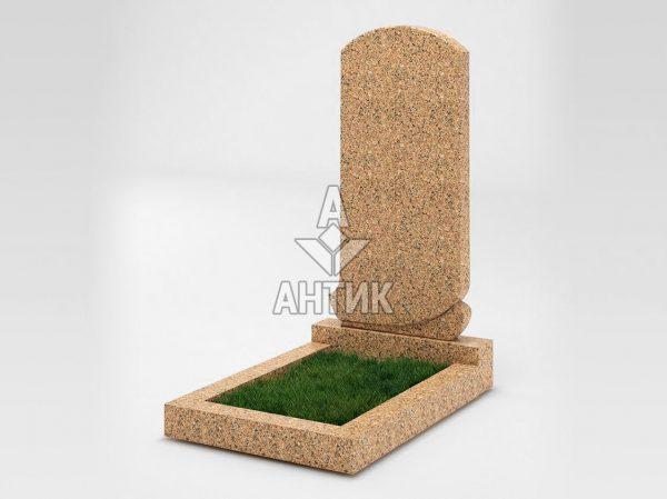 Памятник PAODIGR-028-12 Межиричский гранит фото