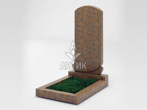Памятник PAODIGR-028-13 Новоданиловский гранит фото