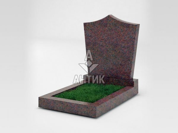 Памятник PAODIGR-029-06 Кишинский гранит фото