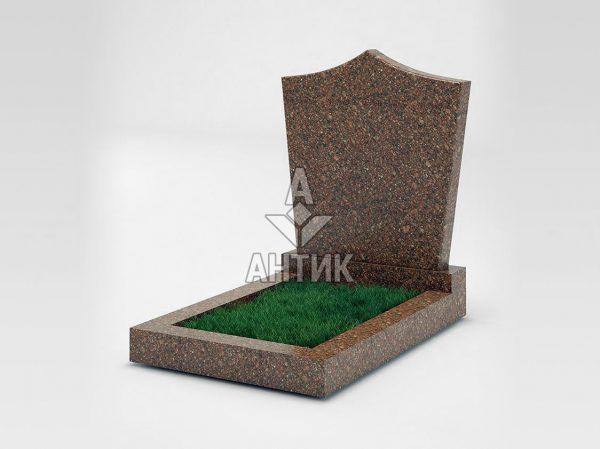 Памятник PAODIGR-029-20 Токовский гранит фото