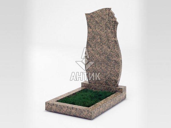 Памятник PAODIGR-030-02 Васильевский гранит фото