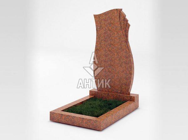Памятник PAODIGR-030-13 Новоданиловский гранит фото