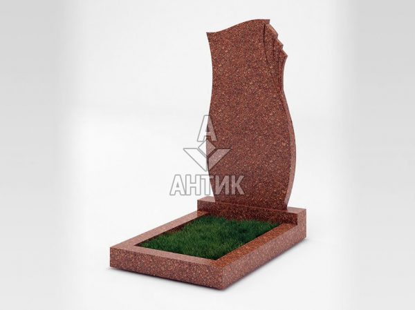 Памятник PAODIGR-030-20 Токовский гранит фото