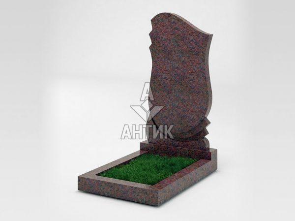 Памятник PAODIGR-031-06 Кишинский гранит фото