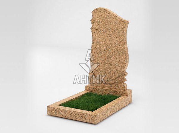Памятник PAODIGR-031-12 Межиричский гранит фото