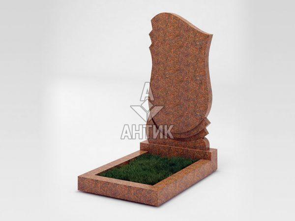 Памятник PAODIGR-031-13 Новоданиловский гранит фото