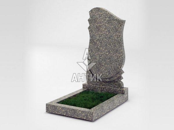 Памятник PAODIGR-031-19 Танский гранит фото