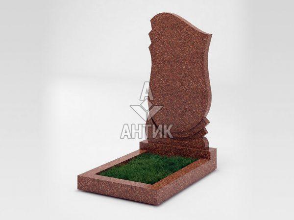 Памятник PAODIGR-031-20 Токовский гранит фото