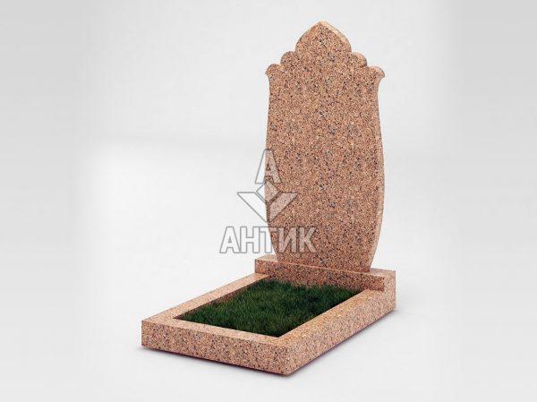 Памятник PAODIGR-032-12 Межиричский гранит фото